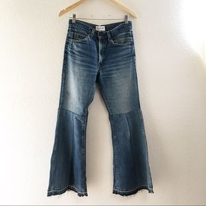 NWOT Bliss & Mischief Levi's from Anthropologie